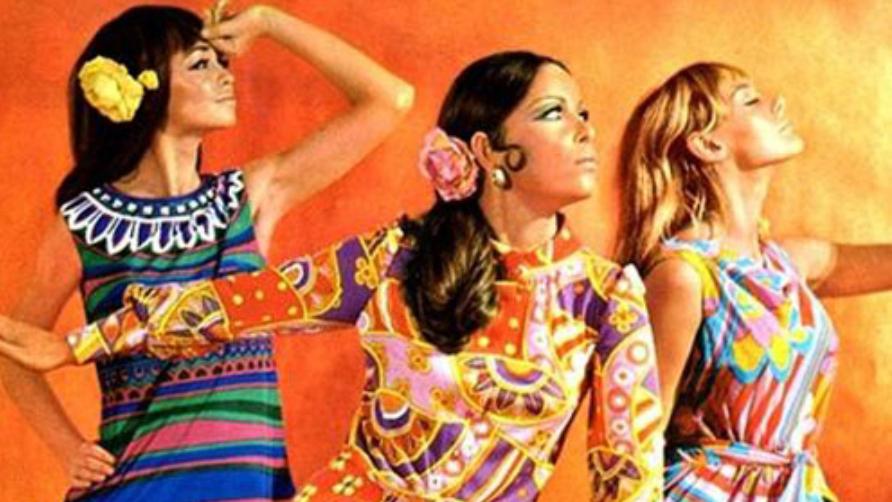 fot. DollDiva67 - 60's Psychedelic Fashion; flickr.com; CC 2.0