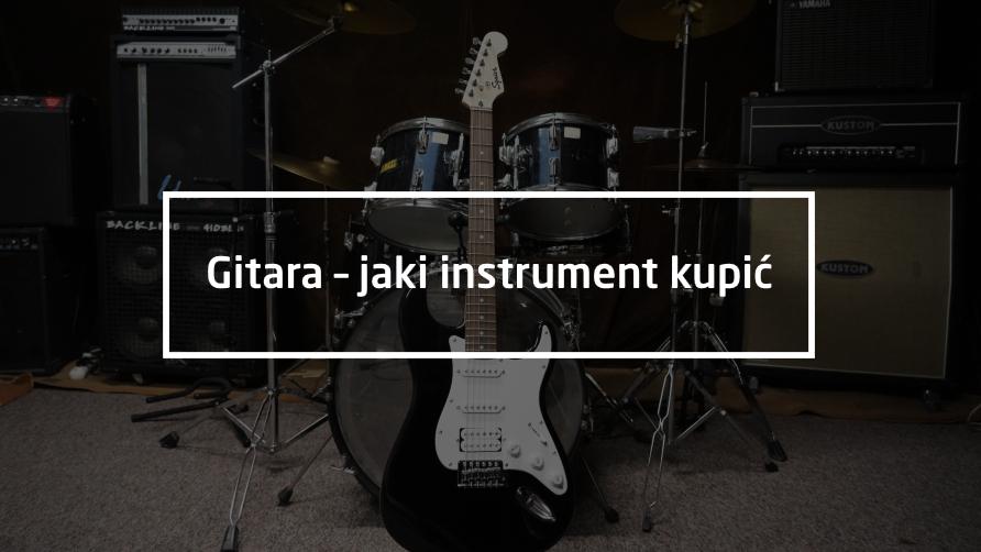 gitara jaki instrument kupić